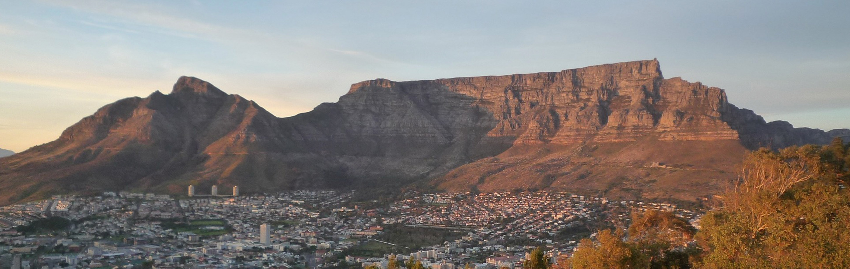 KARIN'S PRACTICE IS NESTLED AT THE FOOT OF TABLE MOUNTAIN
